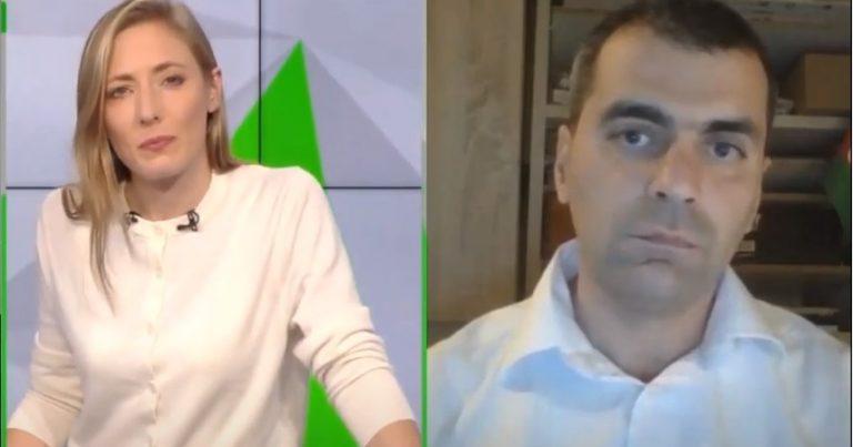 """""""RT France"""" telekanalında Azərbaycanın mövqeyi səsləndirilib"""