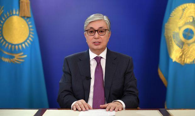 Qazaxıstan Respublikasının Prezidenti İlham Əliyevi təbrik etdi