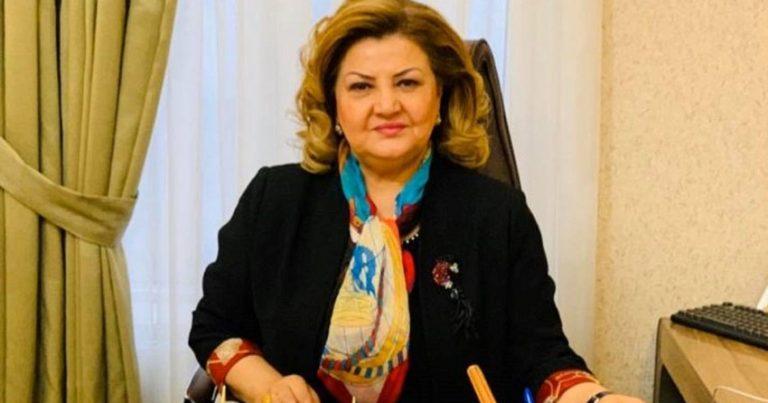 """Prezident Tənzilə Rüstəmxanlını """"Şöhrət"""" ordeni ilə təltif edib"""