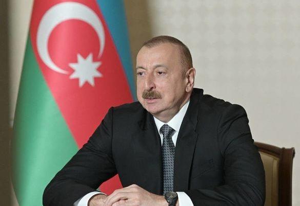 """İlham Əliyev: """"Məcburi köçkünlər üçün nəzərdə tutulmuş evlər şəhid ailələrinə veriləcək"""""""