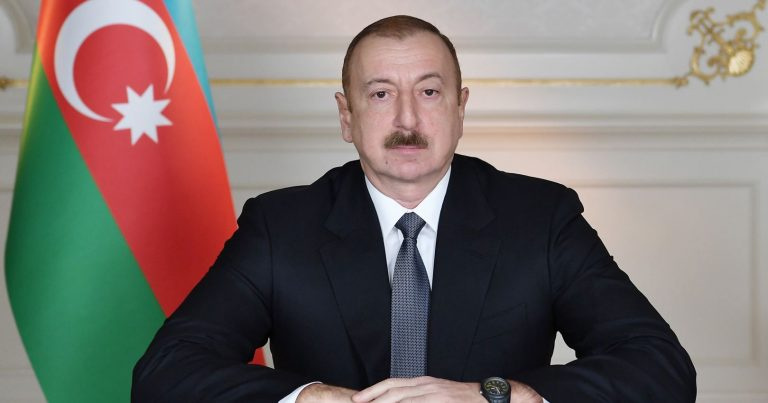 Rusiyanın Azərbaycan Diaspor Təşkilatları Konfederasiyasının sədri İlham Əliyevi təbrik etdi