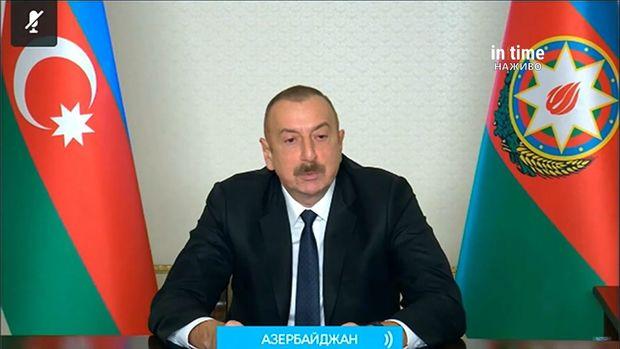 İlham Əliyev MDB Dövlət Başçıları Şurasının iclasında – CANLI YAYIM
