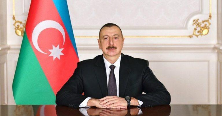 Azərbaycan Respublikasının Prezidenti İlham Əliyev dünya azərbaycanlılarını təbrik edib