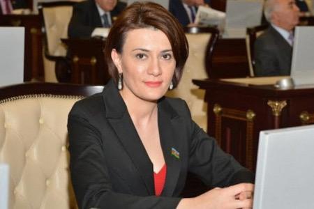 """""""Prezident Şuşadan erməni revanşistlərə sərt mesaj verdi"""" – Sona Əliyeva"""
