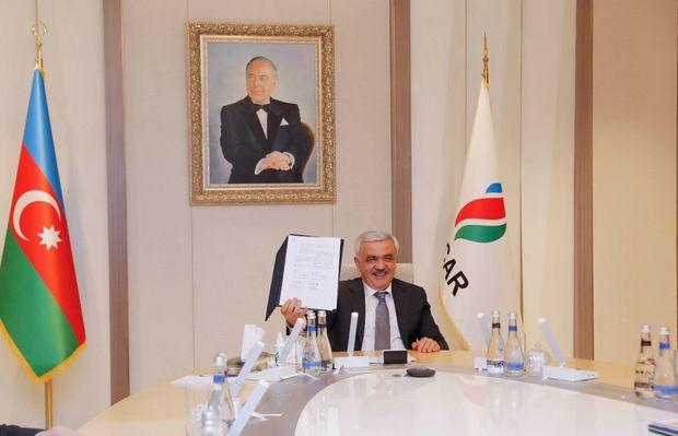 SOCAR və Amerika Neft İnstitutu arasında əməkdaşlıq memorandumu imzalanıb