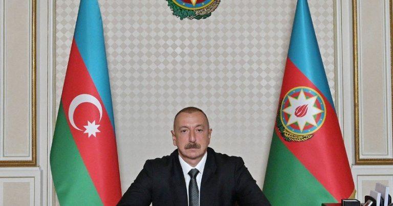 İlham Əliyev Azərbaycan xalqına müraciət edib – YENİLƏNİB