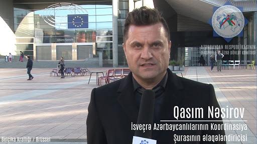 """Qasım Nəsirov""""Qarabağ Dirçəliş Fondu""""nun yaradılmasını insanların tez bir zamanda Qarabağa qayıtması üçün başlanğıc olacaq"""