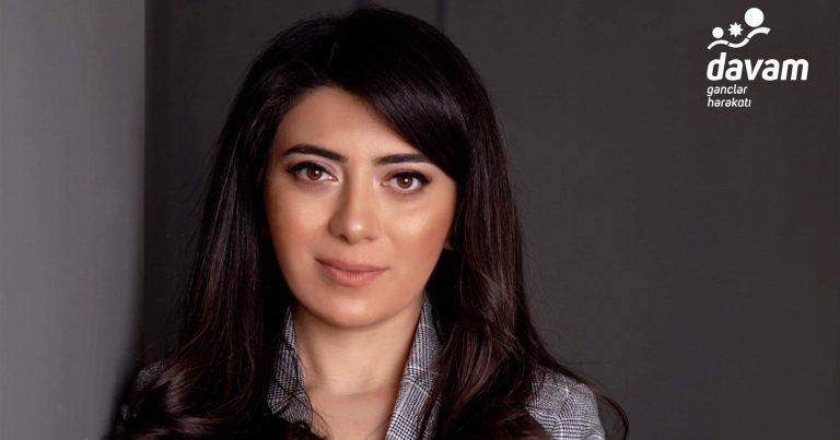"""""""Davam"""" Gənclər Hərəkatına baş katib təyin olundu – Nigar Aslanova"""