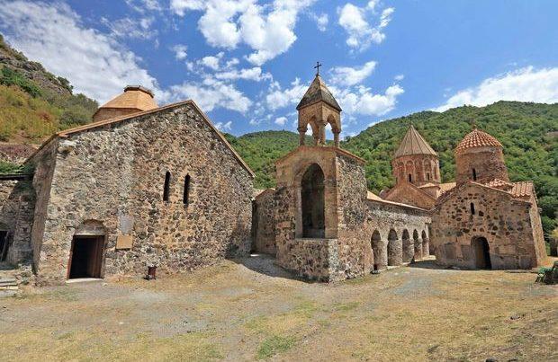Alban-Udin dini icmasının üzvləri Xudavəng monastırını ziyarət edəcəklər