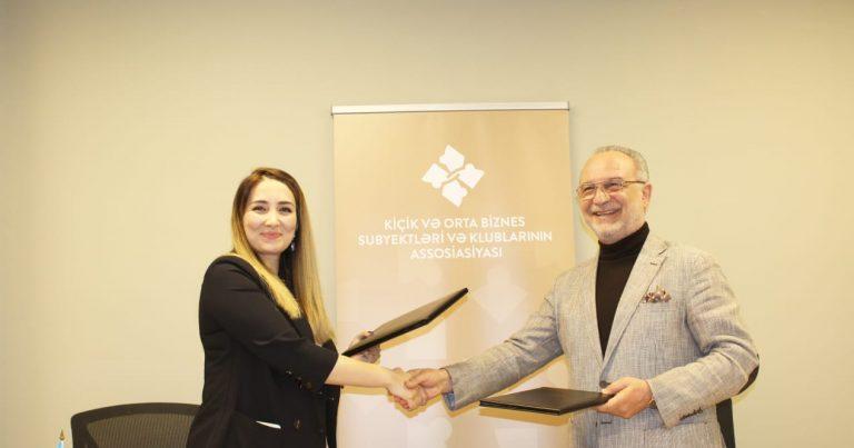Assosiasiyalar arasında memorandum imzalandı