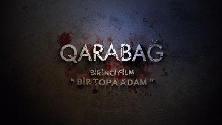 """Dağlıq Qarabağ münaqişəsi ilə bağlı çəkilən """"Bir topa adam"""" filmi təqdim edildi"""
