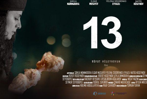 """Xocalı soyqırımına həsr olunan """"13"""" adlı qısametrajlı filmi təqdim edilib"""
