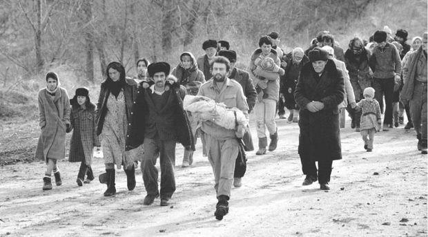 """Ottava şəhərindəki """"Qarabağ"""" Azərbaycan dili məktəbində Xocalı soyqırımından danışılıb – FOTO"""