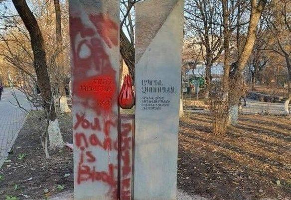 İsrail Ermənistanda antisemitizmin hökm sürməsi ilə əlaqədar həyəcan təbili çalır