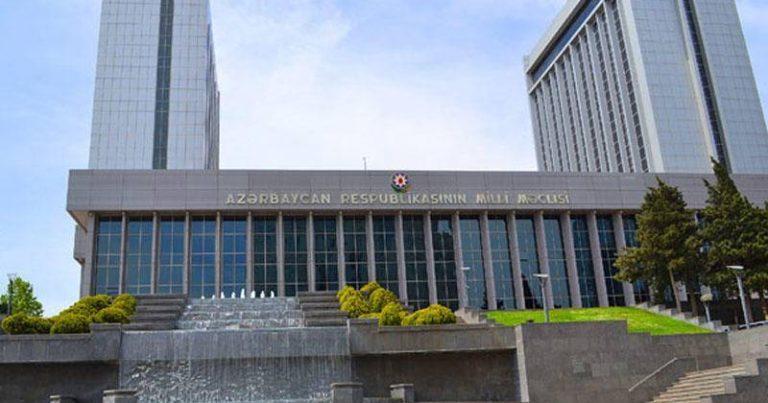 Milli Məclis Xocalı soyqırımı ilə bağlı xarici ölkə parlamentlərinə çağırış etdi