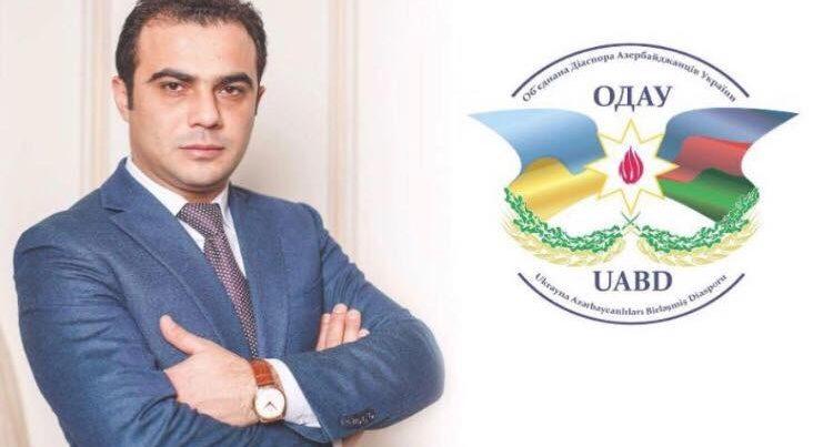 Hikmət Cavadov: Ukraynada Azərbaycan diasporu hər zaman erməni diasporundan güclü olub