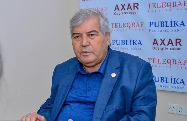 """""""Torpaq necə qorunursa, ana dili də elə qorunmalıdır""""– Sabir Rüstəmxanlı"""