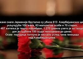 Serbiya mediasında Xocalı soyqırımından bəhs edilib