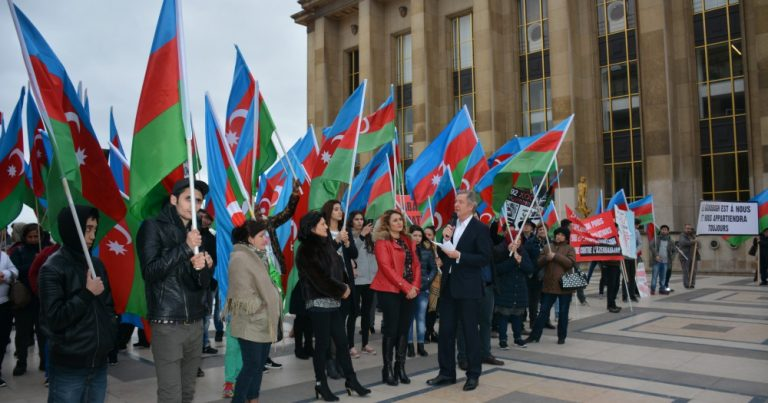 Diasporumuz Qarabağdakı erməni vəhşiliyini dünyaya necə çatdırır…