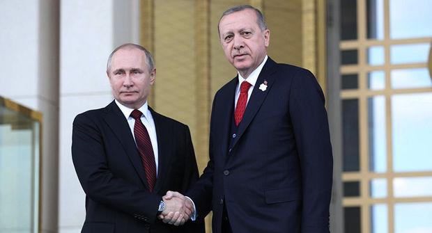 Ərdoğanla Putin arasında telekonfrans formatlı görüş olacaq
