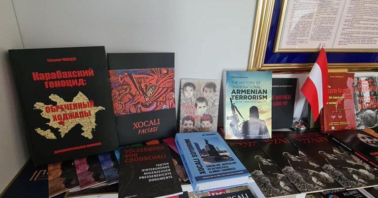 Zalsburqdakı Azərbaycan Evində Xocalı tədbirləri keçirilib