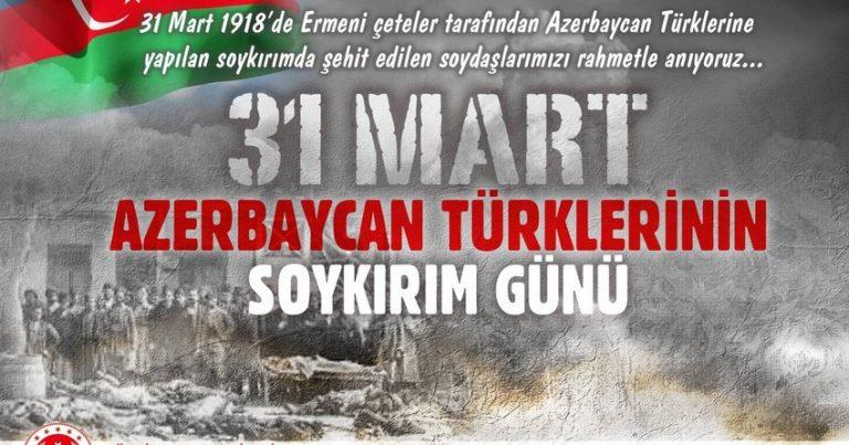 Türkiyə MN: Azərbaycan türkü qardaşlarımızın acısını bölüşürük