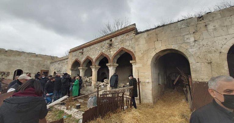 Şopenin musiqi sədaları altında öldürülən şəhər:Xarabalığa çevrilən Ağdamdan REPORTAJ