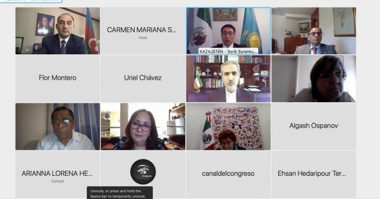 Meksika Senatında Novruz bayramına həsr olunan tədbir keçirilib