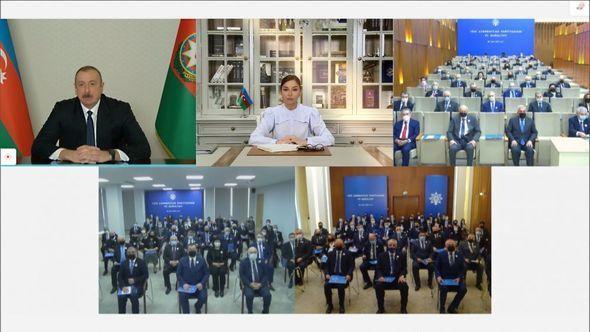 Yeni Azərbaycan Partiyasının VII qurultayı keçirilib – CANLI YAYIM