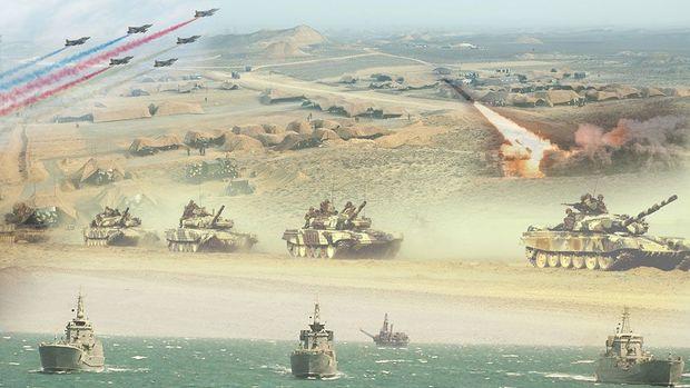 Azərbaycan Ordusunun əməliyyat-taktiki təlimləri başa çatıb – VİDEO