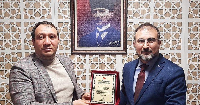 """""""İnterpress"""" Türkiyədə nüfuzlu mükafata layiq görüldü"""
