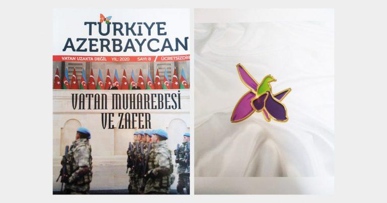 Türkiyə-Azərbaycan jurnalının Vətən müharibəsinə həsr edilmiş xüsusi nömrəsi çapdan çıxıb