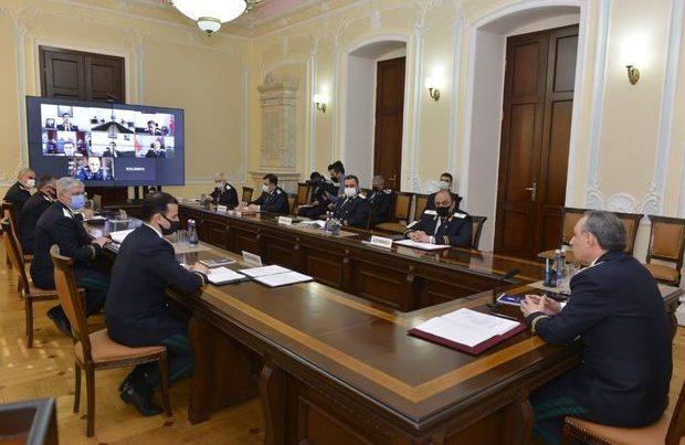 Kamran Əliyev iclas keçirdi: Göstərişlər verildi – FOTO