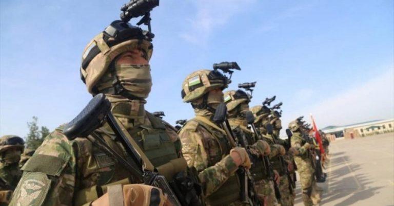 Türkiyə-Özbəkistan hərbi təlimləri başladı – VİDEO