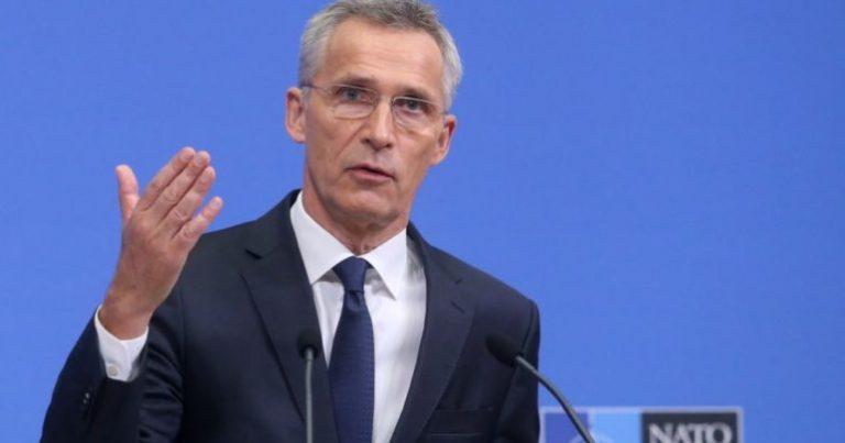 """NATO baş katibi: """"Rusiya Gürcüstanın Alyansa üzvlüyünü əngəlləyə bilməyəcək"""""""