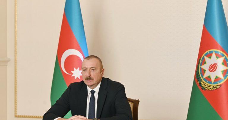 İlham Əliyev BMT Baş Assambleyasının prezidentini qəbul edib