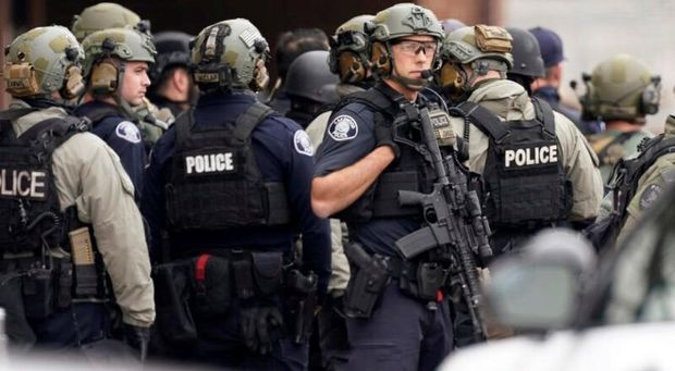 ABŞ-da yenə polis afroamerikalını öldürdü: İnsanlar ayağa qalxdı