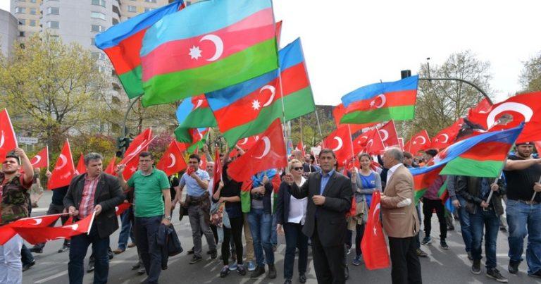 Türkiyə və Azərbaycanın diaspor qurumları işlərini daha da gücləndirməlidir