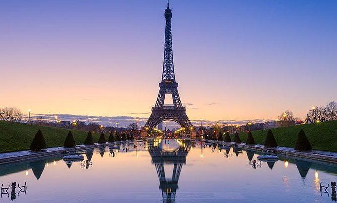 Parisdə Ermənistana qarşı fərdi etiraz aksiyası təşkil edildi
