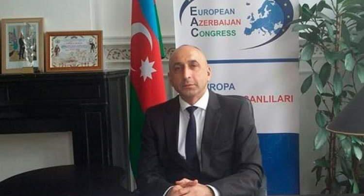 Tənzilə Rüstəmxanlı Sahil Qasımovu təbrik etdi
