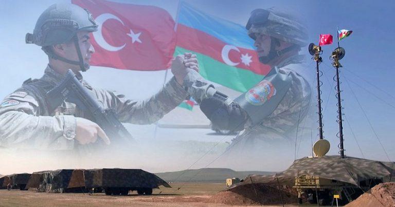 Azərbaycan və Türkiyə ordularının birgə təlimləri başlayıb – YENİLƏNİB