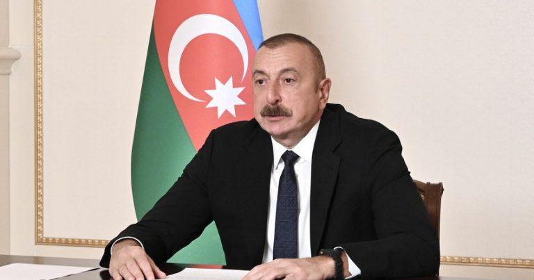 Azərbaycan Prezidentinin BMT-nin tədbirində videoformatda çıxışı təqdim edilib