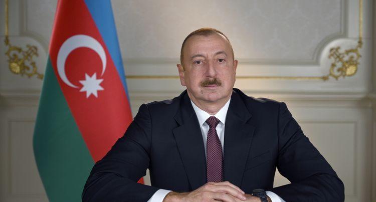 Prezident İlham Əliyevin Dünya İqtisadi Forumunun prezidenti ilə videokonfrans formatında görüşü olub