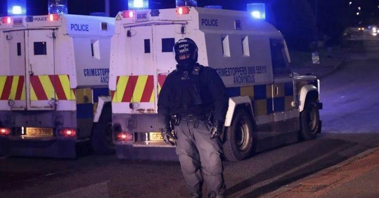 Şimali İrlandiyada yenidən qarışıqlıqlar baş verib