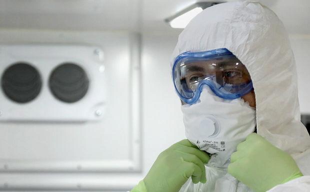 Azərbaycanda bir sutkada 27 nəfər koronavirusdan öldü – FOTO