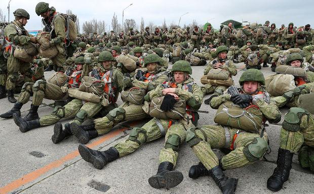 Rusiya qoşunlarını Ukrayna sərhədlərindən geri çəkir – Şoyqu