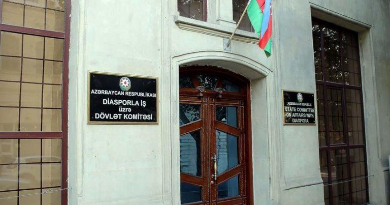 Diaspor Komitəsi yeni layihənin icrasına başlayıb