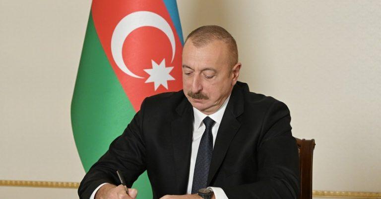 Azərbaycan Kosmik Agentliyi yaradılıb – FƏRMAN