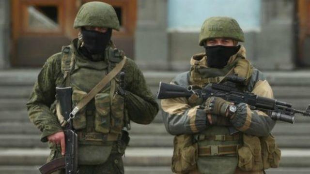 Ukraynadada ehtiyatda olan hərbçilər orduyaÇAĞIRILDI