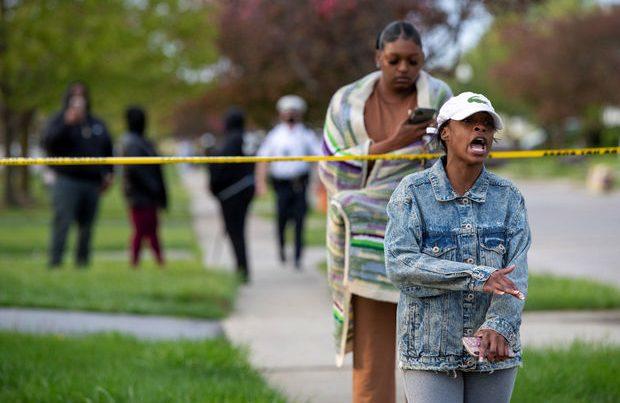 ABŞ-da polislər 16 yaşlı afroamerikalı qızı öldürdü